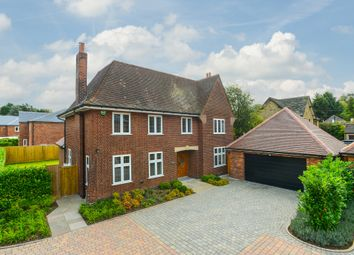 Thumbnail 4 bed detached house for sale in The Limes, Bramcote