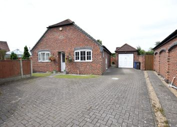 Thumbnail 2 bed detached bungalow for sale in Paddock Chase, Glentham, Market Rasen