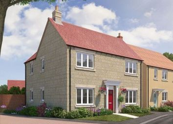 Thumbnail 3 bed detached house for sale in Kempton Close, Bicester, Oxfordshire