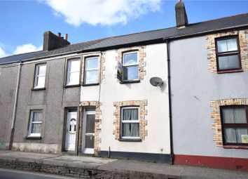 Thumbnail 3 bed terraced house for sale in Calf Street, Torrington