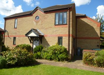 Thumbnail 2 bedroom end terrace house for sale in Green Court, Thorpe St Andrew, Norwich