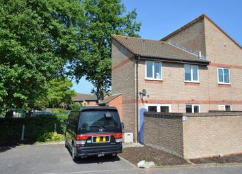 Thumbnail 1 bed semi-detached house for sale in Ashbourne Crescent, Taunton, Somerset
