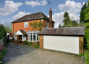 Thumbnail 3 bed detached house for sale in Tot Hill, Headley, Epsom