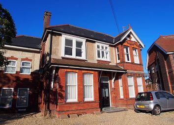 Thumbnail 1 bed flat to rent in Langton Road, Broadwater, Worthing