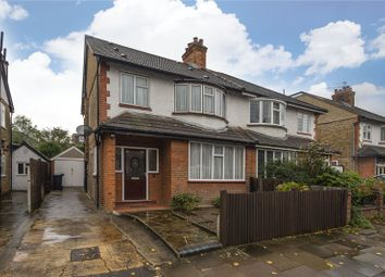 Thumbnail 4 bed semi-detached house for sale in Gunnersbury Crescent, Acton
