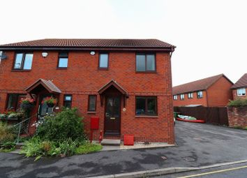 Thumbnail 3 bed terraced house to rent in Stanbury Mews, Hucclecote, Gloucester