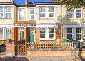 Thumbnail 2 bed terraced house for sale in Capri Road, Croydon