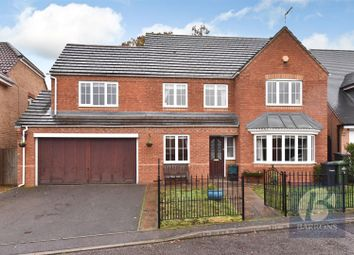 Thumbnail 5 bed detached house for sale in Lightswood Close, Cheshunt, Waltham Cross
