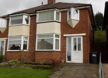 Thumbnail 3 bed semi-detached house for sale in Lilac Avenue, Great Barr, Birmingham