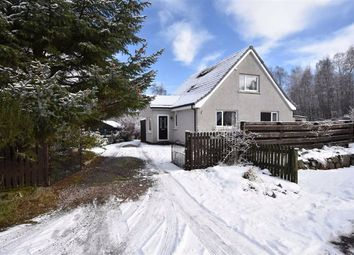 Thumbnail 4 bedroom detached house for sale in Kincraig, Kingussie