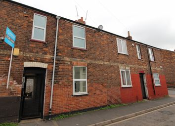 Thumbnail 3 bed terraced house for sale in High Street, Gainsborough