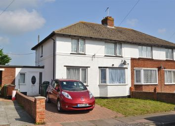 Thumbnail 4 bed semi-detached house for sale in Northbourne Road, Eastbourne