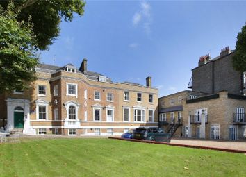 Thumbnail 3 bed flat for sale in Gilmore House, 113 Clapham Common North Side, London