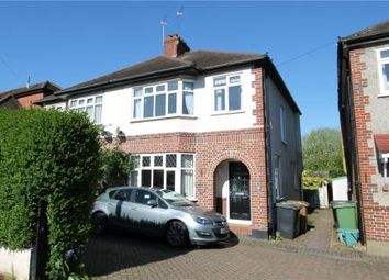 Thumbnail 3 bed semi-detached house for sale in Meadowview Road, West Ewell, Epsom