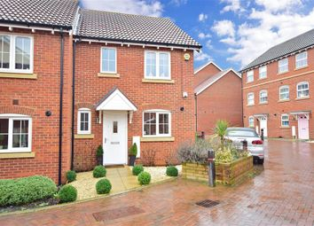 3 bed end terrace house for sale in Leigh Road, Sittingbourne, Kent ME10