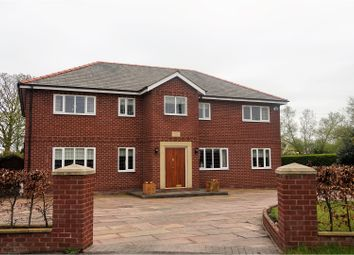 Thumbnail 4 bed detached house for sale in Long Moss Lane, Whitestake, Preston