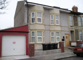 Thumbnail 2 bedroom flat to rent in Beachgrove Road, Fishponds, Bristol