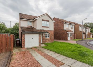 Thumbnail 3 bed detached house for sale in Thistlebank Gardens, Kirkshaws, Coatbridge