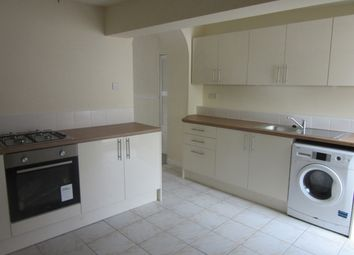 Thumbnail 3 bed terraced house to rent in Delhi Street, St Thomas, Swansea.