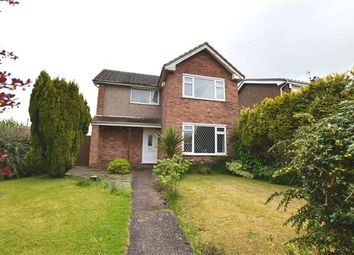 Thumbnail 3 bedroom detached house for sale in Kennedy Road, Trentham, Stoke-On-Trent
