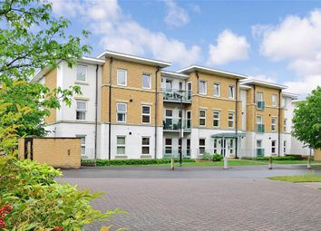 Thumbnail 2 bed flat for sale in Highbury Drive, Leatherhead, Surrey