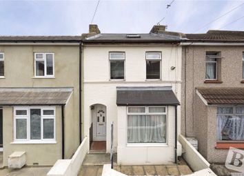 Thumbnail 4 bed terraced house for sale in Springhead Road, Northfleet, Gravesend, Kent