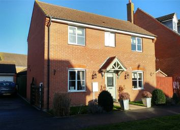 Thumbnail 3 bed detached house for sale in Haywain Drive, Deeping St Nicholas, Market Deeping, Lincolnshire