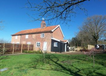 Thumbnail 3 bed semi-detached house to rent in Blackheath Road, Wenhaston, Halesworth