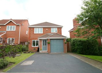 Thumbnail 3 bed detached house for sale in Parkham Close, Westhoughton, Bolton