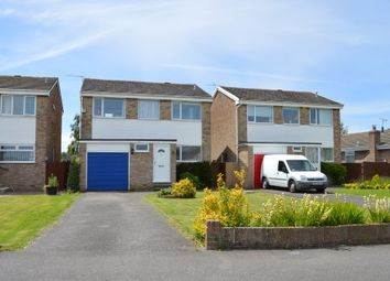 Thumbnail 4 bed detached house for sale in Lapwing Gardens, Worle, Weston-Super-Mare