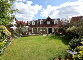 Thumbnail 4 bed detached house for sale in Wrights Green, Little Hallingbury, Bishop's Stortford