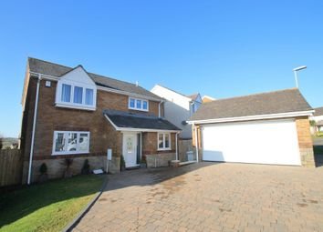 Thumbnail 4 bed detached house for sale in Hearl Road, Latchbrook, Saltash