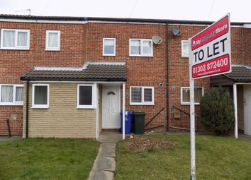 Thumbnail 2 bed terraced house to rent in Windermere Crescent, Kirk Sandall, Doncaster