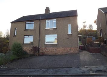 Thumbnail 3 bedroom semi-detached house to rent in Bantaskine Street, Falkirk