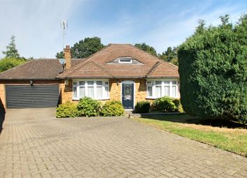 Thumbnail 3 bed detached bungalow for sale in Coombe Road, Bushey