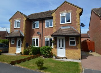 Thumbnail 3 bed semi-detached house for sale in Foxglove Close, Melksham