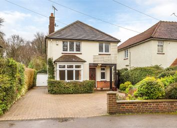Thumbnail 4 bed detached house for sale in Mayford, Woking, Surrey
