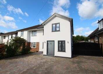 Thumbnail 4 bed semi-detached house for sale in Robinson Avenue, Goffs Oak