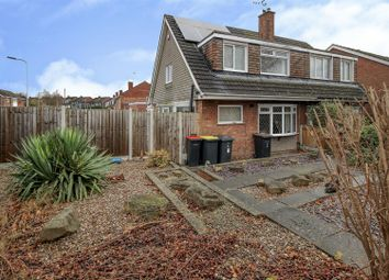Thumbnail 3 bed semi-detached house for sale in Kennedy Drive, Stapleford, Nottingham