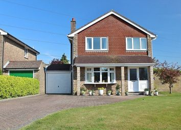 Thumbnail 3 bed detached house for sale in Tarbery Crescent, Horndean, Waterlooville