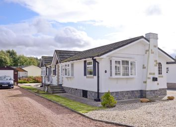 Thumbnail 2 bed bungalow for sale in 9 Cherrybank, Springwood Village, Kelso