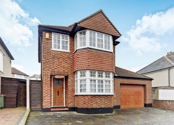 Thumbnail 3 bedroom detached house for sale in Hallmead Road, Sutton, Surrey, Greater London
