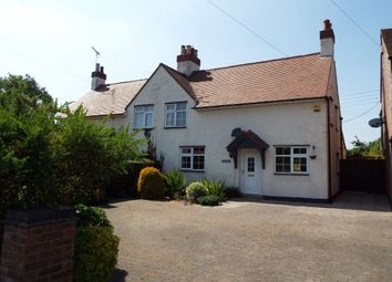 Thumbnail 2 bed semi-detached house to rent in Draycott-In-The-Clay, Ashbourne