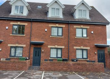 Thumbnail 4 bed town house for sale in Bessemer Road, Leckwith, Cardiff