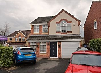 Thumbnail 4 bed detached house for sale in Alphingate Close, Stalybridge