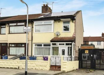 Thumbnail 3 bed terraced house for sale in Heliers Road, Old Swan, Liverpool