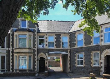 Thumbnail 2 bed flat to rent in Bangor Street, Roath, Cardiff
