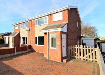 Thumbnail 3 bed semi-detached house for sale in Glasfryn, Johnstown, Wrexham