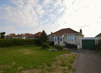 Thumbnail 2 bed bungalow for sale in Beach Road, Kewstoke, Weston-Super-Mare