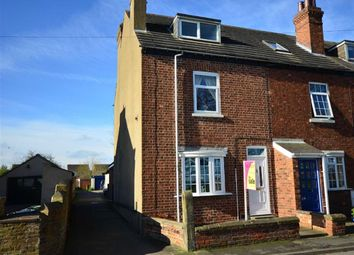 Thumbnail 3 bedroom end terrace house for sale in Bondgate, Selby